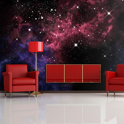 Fotótapéta - space - stars