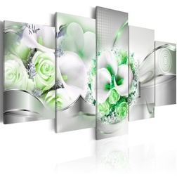 Kép - Emerald Bouquet