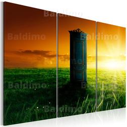 Kép - Enchanted door
