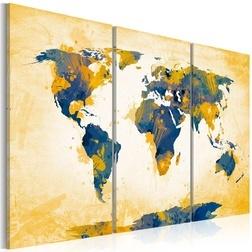 Kép - Four corners of the World - triptych