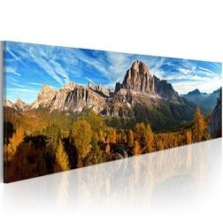 Kép - mountain. landscape - panorama
