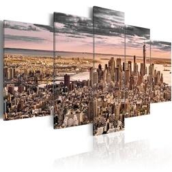 Kép - New York City: Morning Sky