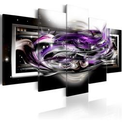 Kép - Purple smoke
