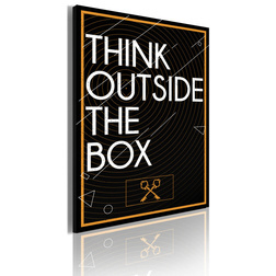 Kép - Think outside the box