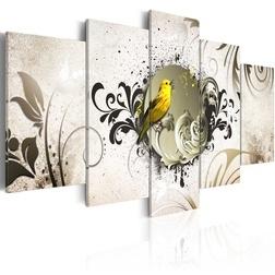 Kép - Yellow bird