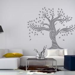 Örvénylő fa