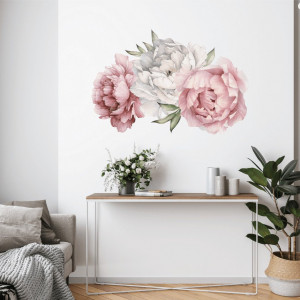 Pünkösdi rózsa családja - Falmatrica