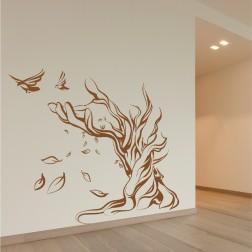 Absztrakt fa