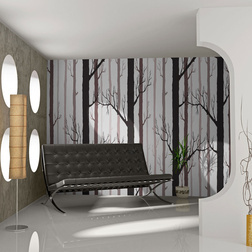 Fotótapéta - Forest pattern