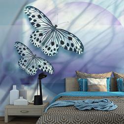 Fotótapéta - Planet of butterflies