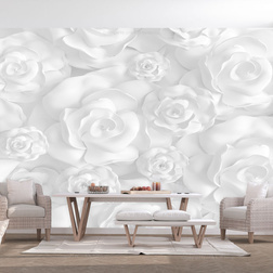 Fotótapéta - Plaster Flowers
