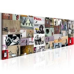 Kép - Art of Collage: Banksy II