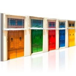 Kép - Colourful Doors