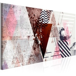 Kép - Geometric Background (1 Part) Narrow