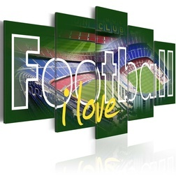 Kép - I Love Football