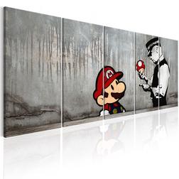 Kép - Mario Bros on Concrete