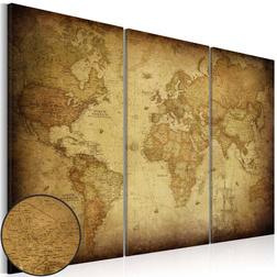 Kép - Old map: triptych