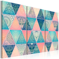 Kép - Oriental Triangles (3 Parts)