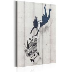 Kép - Shop Til You Drop by Banksy