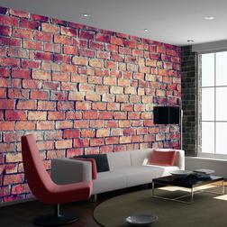 Fotótapéta - Brick - puzzle