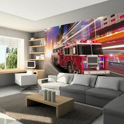 Fotótapéta - Fire truck