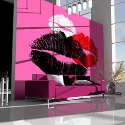 Fotótapéta - Három csókok