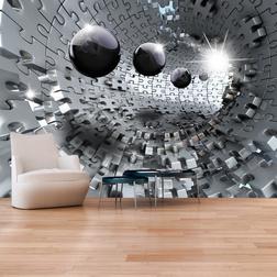 Fotótapéta - Puzzle - Tunnel