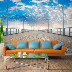 Fotótapéta - The pier