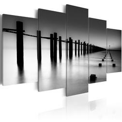 Kép - A melacholic view on the sea