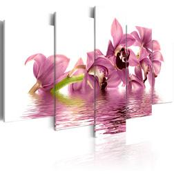 Kép - Lebegő liliomok