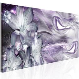 Kép - Lilies and Waves (1 Part) Narrow Pale Violet