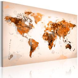 Kép - Map of the World - Desert storm