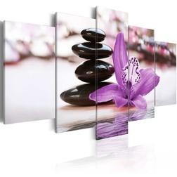 Kép - Orchid. stones and zen