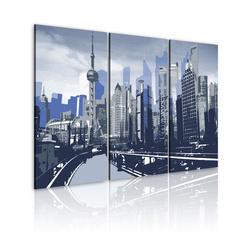 Kép - Shanghai urban landscape