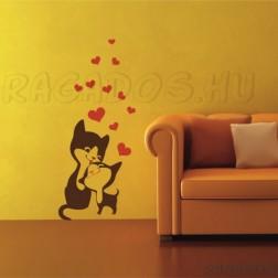 Szerelmes macskák