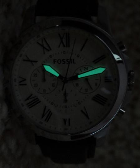 FOSSIL FS5527IESET (Ceas FOSSIL FS4735 + Bratara piele FOSSIL JA5932716)