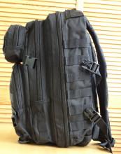 RUCSAC MILITAR MIL-TEC Marime S 20 litri - Negru - SKU 14002002
