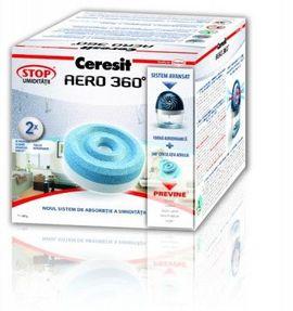 Poze Ceresit rezerva dezumidificator Aero 360 2*450g