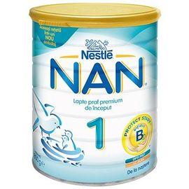 Poze Lapte praf Nestle Nan1 800g 0-6 luni