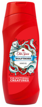 Poze Old Spice Wolfthorn Gel De Dus 250ml