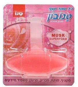 Poze Odorizant WC solid Sano Bon Musk 4In1 55G