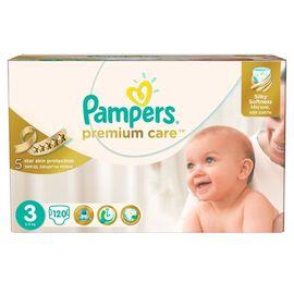 Poze Scutec Pampers Premium Care Mărimea 3 (Midi), 4-9 Kg, 120 scutece