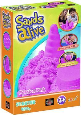 Poze Nisip Kinetic Sands Alive - Roz