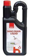 Solutie desfundat tevi Sano Drain Liquid 1L