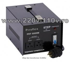Poze Transformator 110V la 220V 5000W