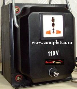 Poze Transformator Curent 220V 110V 3000W Elecronice din USA