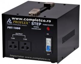 Poze Transformator tensiune 220V 110V 1000W, Proflex