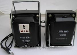 Poze Convertor Transformator 220V-110V 1500VA