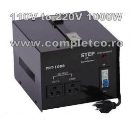 Poze Transformator curent 110V la 220V 1000W