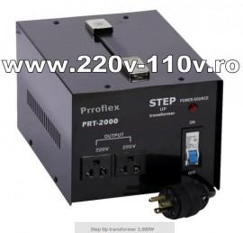 Poze Transformator curent 110V la 220V 2000W